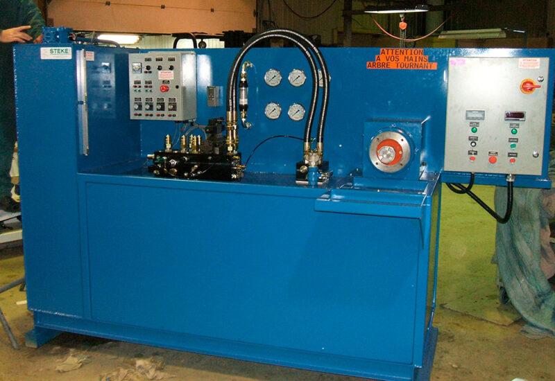 banc-de-tests-hydraulique
