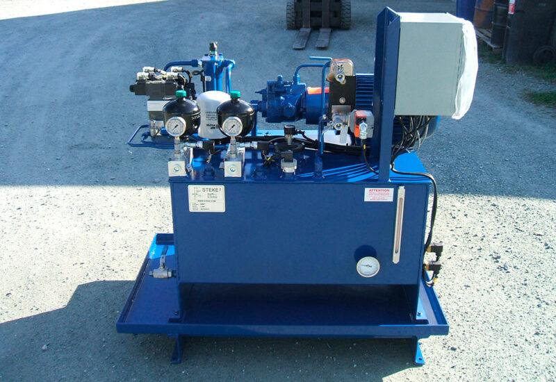 unite-de-puissance-hydraulique-pour-contrôle-de-charge-