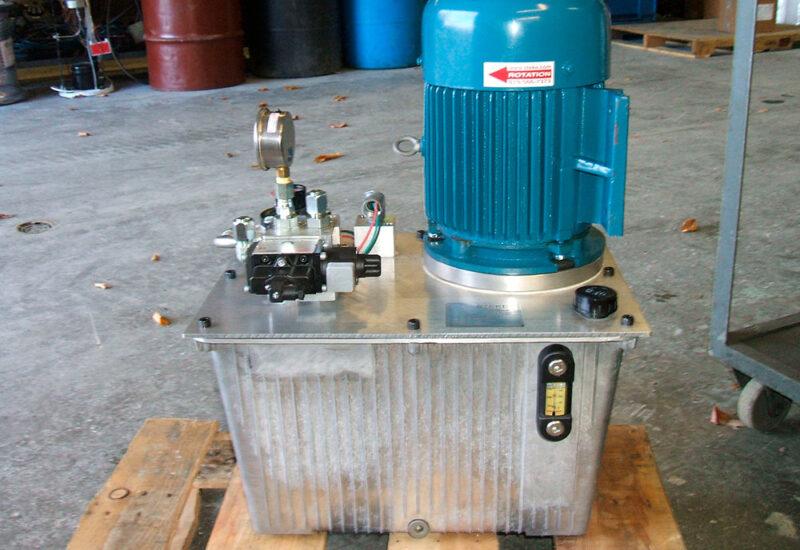 unite-de-puissance-hydraulique-pour-pressage-de-roulements