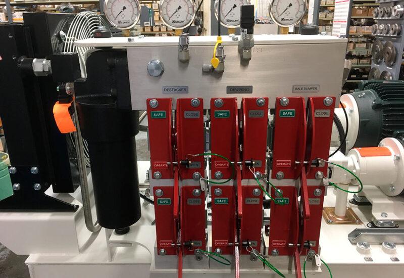 unite-hydraulique-avec-valve-d'isolation-securitaire-3-zones