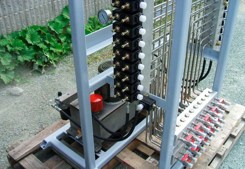 unité-hydraulique-pour-controle-de-vannes
